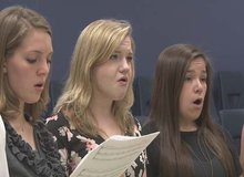 Local High School Choir to Perform with the Rolling Stones - 8 News NOW