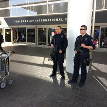 LAX On High Alert After Brussels Terror; Los Angeles Airport Tragic Scene Of Previous Attacks