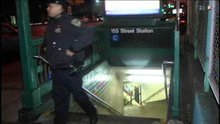 Man injured in attempted robbery on C train; latest in string of subway attacks
