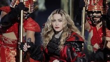 Madonna Cited for Fake 'No Parking' Signs, Paint Outside NYC Mansion
