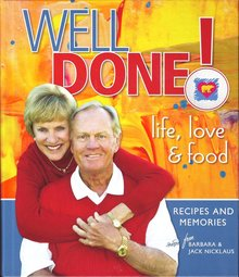 Jack and Barbara Nicklaus' new cookbook emphasizes comfort food and family