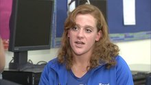 Cool Kid Kayla Borack helps special-needs students in Fountain Valley