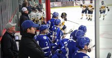 Prep Power Play: Listen to boys hockey coaches during a game