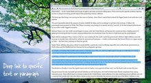 How to Annotate Web Pages and Link to a Specific Paragraph