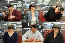 Watch What Happens When People Try VR for the First Time