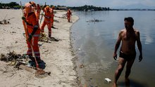 USOC started plans for dealing with Rio water issues in 2015, accor..