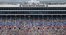 Welcome To Texas: Texas Motor Speedway