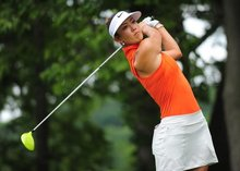 Wie wishes women's major staged in Asia