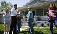 Elkhart travels Obama's slow road to recovery but struggles to feel the benefit