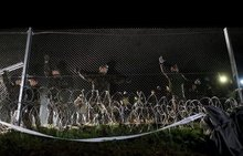 How Europe built fences to keep people out