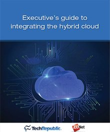 Executive's guide to integrating the hybrid cloud (free ebook)