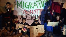 Greece Under Strain As Migrant Deal Takes Effect