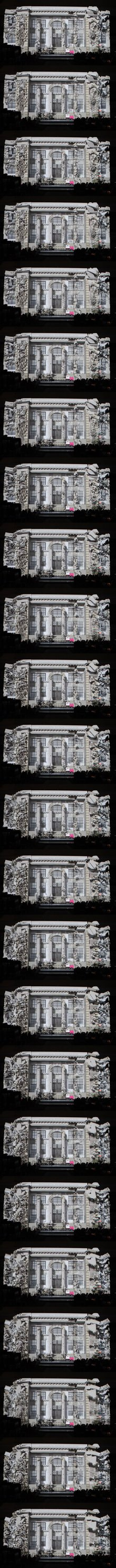 These beautiful projection maps bring to life some of the most iconic structures on the planet