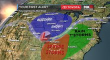 In like a lion: Tracking storm systems in the first week of Marc - Cincinnati News, FOX19-WXIX TV