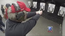 Civilians arm themselves with gun training amid mass shootings