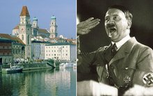 Adolf Hitler 'nearly drowned as a child'