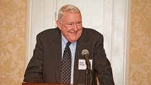 Corrigan Retires From Goldman Sachs, a Friend and Foe of Paul Volcker