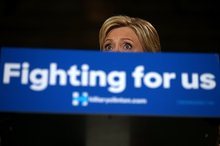 The Only Strategy For Hillary Clinton Is To Scorch The Earth