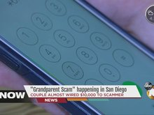 Consumers being warned of 'grandparent' scam