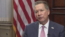 Republican presidential candidate John Kasich sits down with 6abc Action News