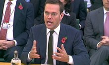James Murdoch: I didn't read crucial phone-hacking email