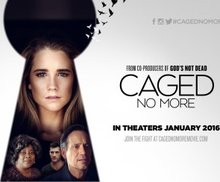 `Caged No More:` Writer talks about new film fighting human trafficking