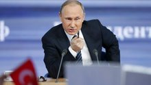 Putin Would 'Shed No Tears' Over Brexit