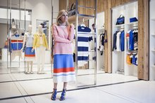For Tory Burch, the Store Is Her Clubhouse