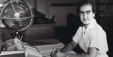 Katherine Johnson: The Woman who Evolved at NASA
