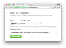 How to Use Github for Hosting Files
