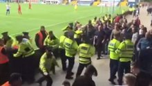 Hooligans Stopped From Travelling To Euro 2016