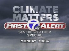 Climate Matters: A 7 First Alert Severe Weather Special