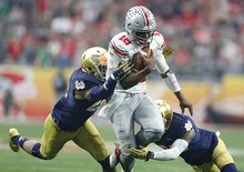 Fiesta Bowl   What Ohio State players are saying about the win over Notre Dame