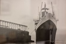 Fans of World's Fastest Ocean Liner Put Out a Distress Call