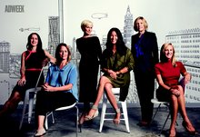 Six powerful women in media and marketing