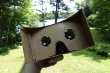 Google Focuses On Virtual Reality With New Lead For Cardboard