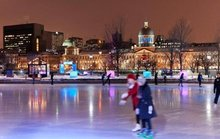 This winter, consider a culinary and cosmopolitan weekend in chilly Montreal