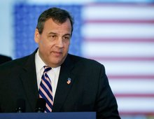 Christie downplays comments on possible gas tax hike