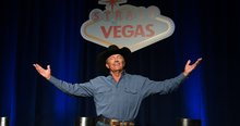 Q&A: George Strait on 'Cold Beer,' Vegas