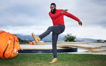 Rockets guard James Harden has found a place to excel, show strengths in Houston