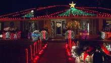 Interlochen Christmas Display A Holiday Tradition Come To Life