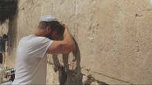 Julian Edelman explores Jewish roots in Israel