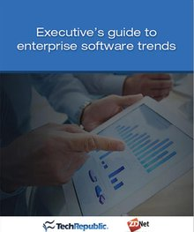 Executive's guide to enterprise software trends (free ebook)