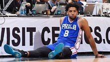 Jahlil Okafor of Philadelphia 76ers to be accompanied by security guard