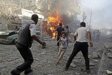 How the world can save lives in Syria