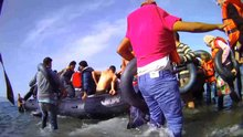 Migration Trail: Sky Travels With The Refugees