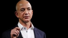 Amazon's Jeff Bezos overtakes Carlos Slim as world's 4th-richest on shares rally