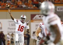 Ohio State quarterback heads to court on impaired driving charge