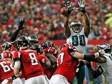 Noon Tuesday: Live Eagles chat