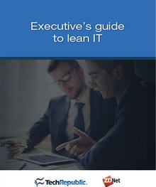 Executive's guide to lean IT (free ebook)
